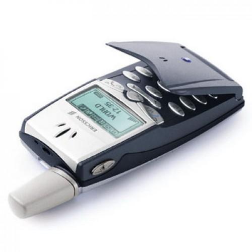 Ericsson T29: дизайн был весьма привлекательным