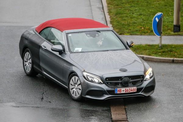 Кабриолет Mercedes-Benz C-Class Coupe