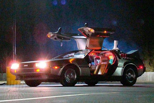 Back To The Future, DeLorean DMC-12 (1981)