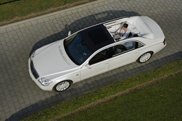 3. Maybach Landaulet – $1, 405 миллиона