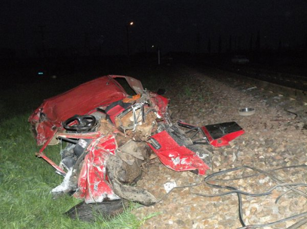 В ДТП погибли водитель и пассажир ВАЗа