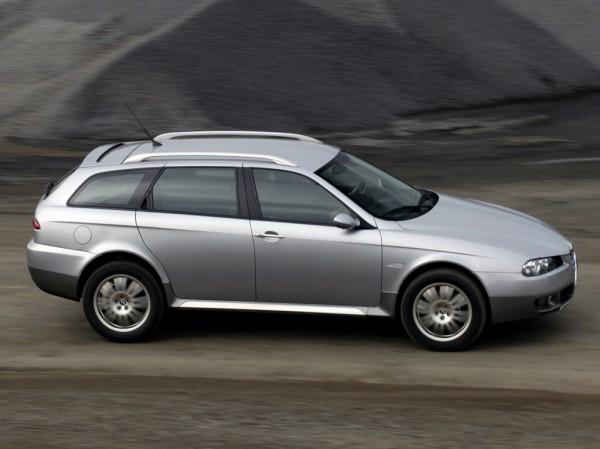 Alfa Romeo Crosswagon Q4 не производится уже лет семь
