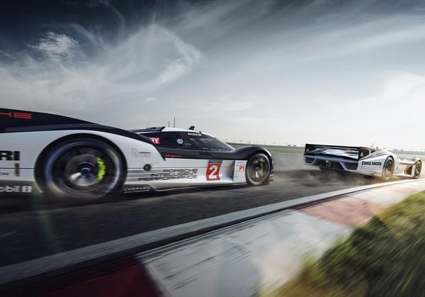 Концепт-кар Porsche