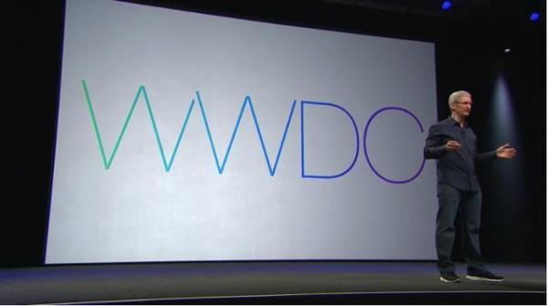 В США проходит конференция Apple