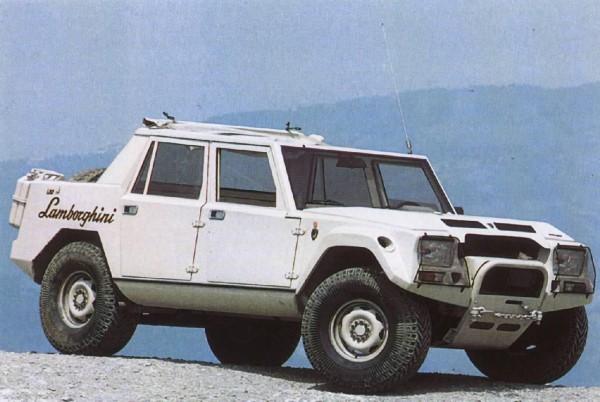 Lamborghini LM001