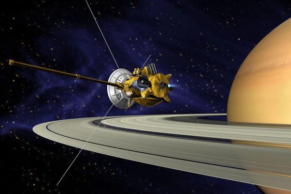 Зонд Кассини