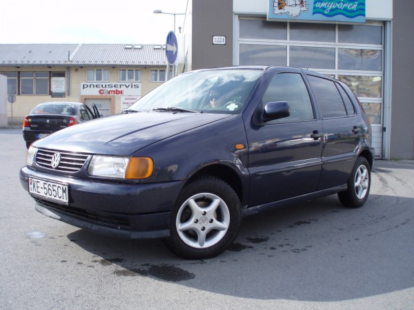 Volkswagen Polo 1996 года – 7 500 гривен в Польше