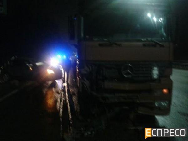 Последствия аварии под Киевом