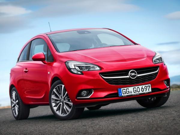 Opel Corsa прибывает в украинские салоны