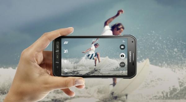 Предполагаемый внешний вид Galaxy S6 Active