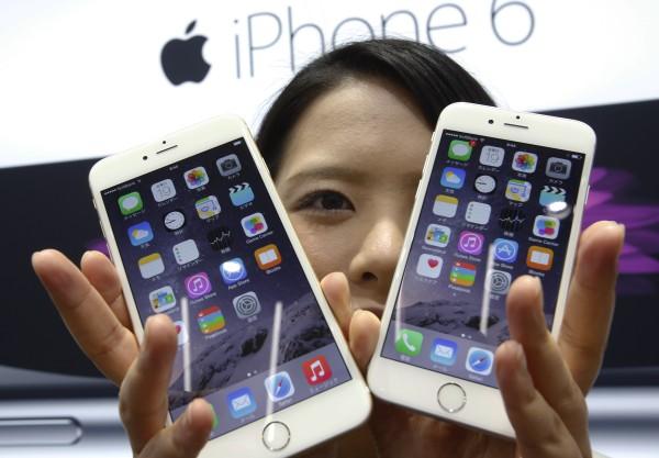 Сегодня в Украине стартовали продажи iPhone 6 и iPhone 6 Plus