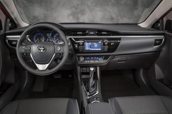 Toyota Corolla нового поколения