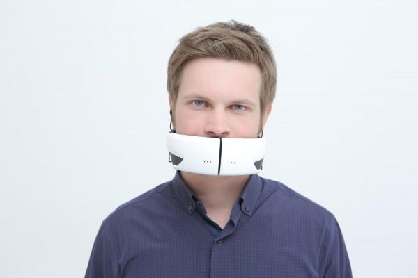 Шупомоглощающая маска Hushme