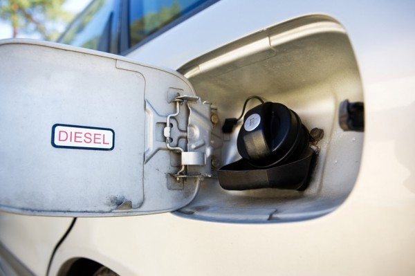 Цена дизеля снижается
