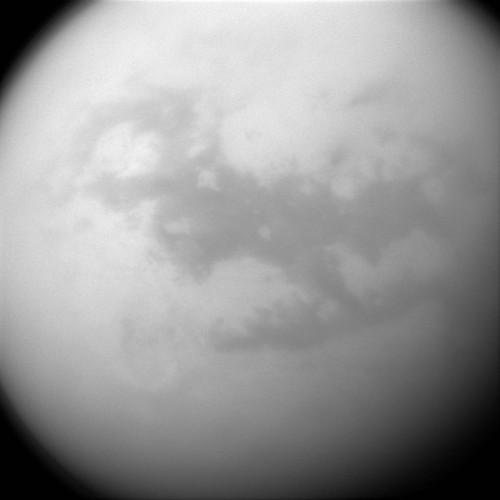 Дюны Титана