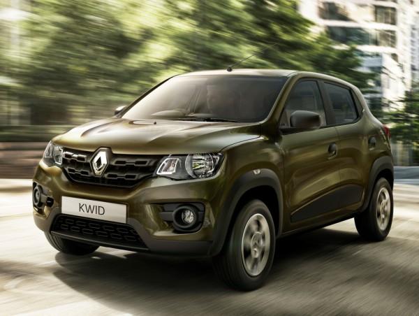 Renault Kwid не станет Dacia