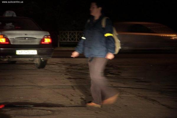 Пешеходов обяжут носить отражатели?