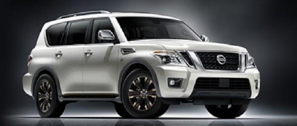 Новый внедорожник от Nissan