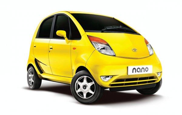Nano призван отобрать конкурировать с моторикшами