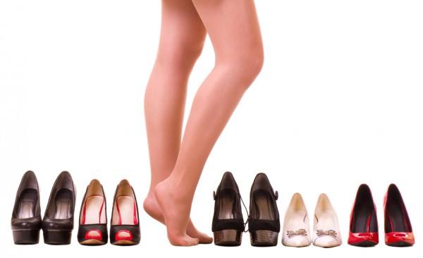 Как носить каблуки, чтобы не навредить здоровью