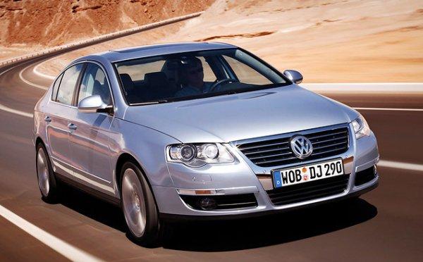 VW Passat 2005–2010 г.в.