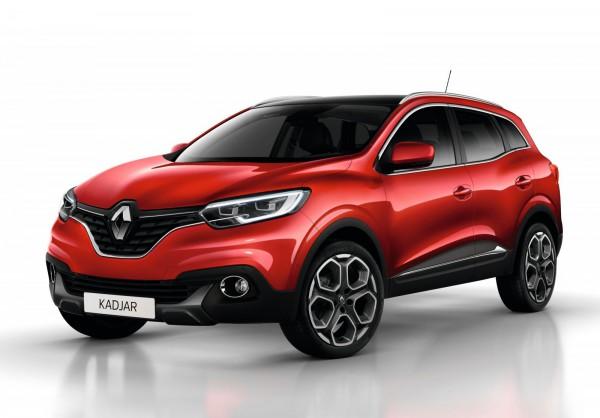 Новый Renault Kadjar