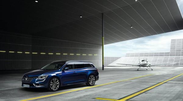 Новый универсал от Renault