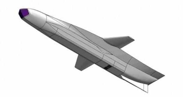 Проект ракеты