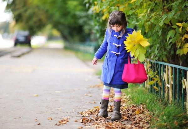 Готовим ребенка к осени: ТОП-10 трендовых идей