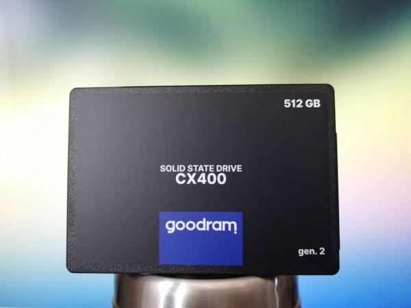 Обзор SSD Goodram CX400