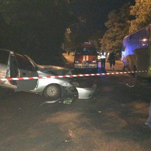 Последствия аварии в Харькове