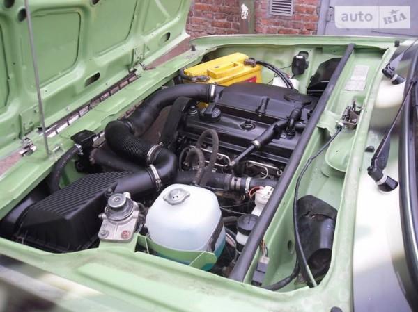 Под капотом 1,7-литровый двигатель ВАЗа
