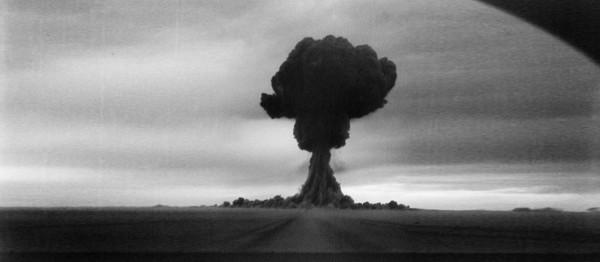 Испытание ядерной бомбы