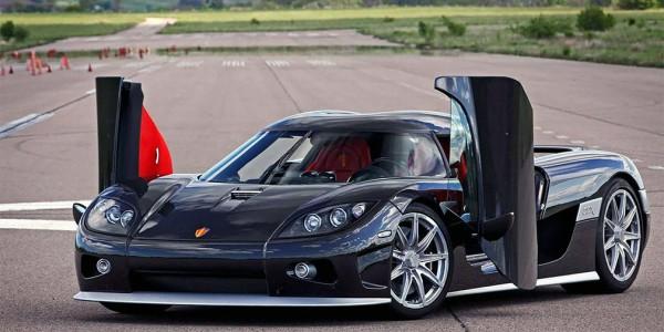 Koenigsegg CCX 11