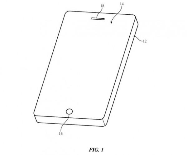 Apple патентует сгибаемый iPhone
