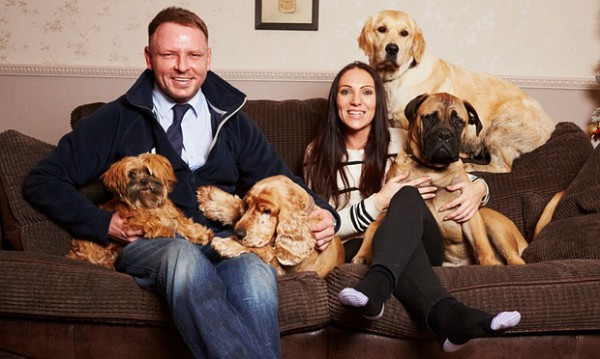 Семья из Великобритании клонировала своего покойного пса