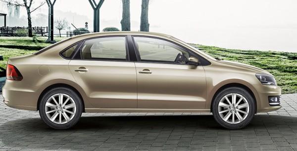 Седан Volkswagen Vento