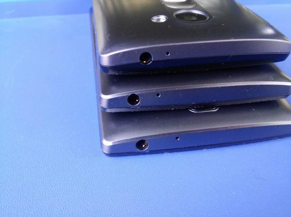 Телефоны LG Leon, Spirit и Magna