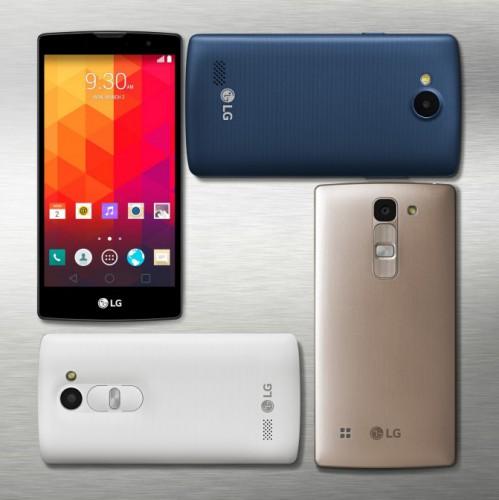 LG Leon, LG Spirit, LG Magma, LG Joy,