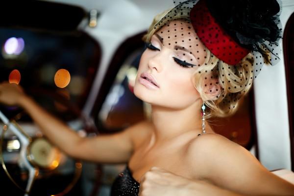 Как сделать макияж в стиле Гэтсби
