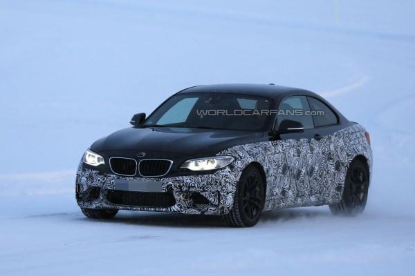 Новый BMW M2 Coupe