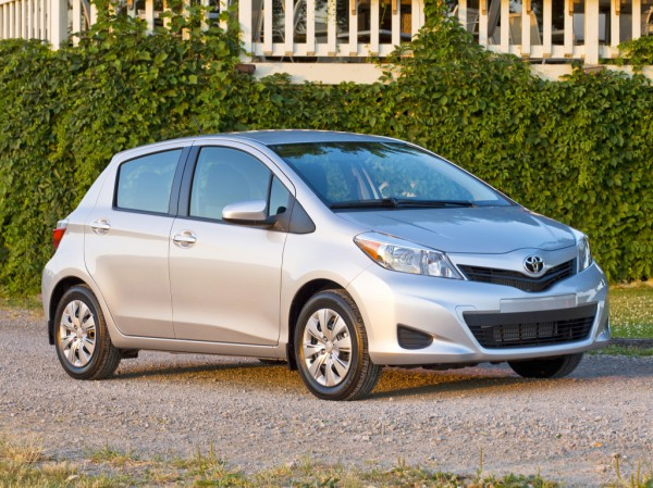Toyota Yaris также получила высокие оценки