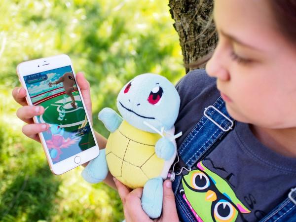 Pokemon GO скачали более 100 млн раз