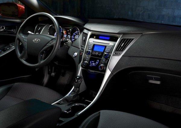 Седан Hyundai Sonata