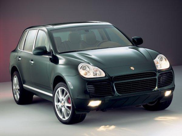 5. Porsche Cayenne Turbo (800 тыс. грн)
