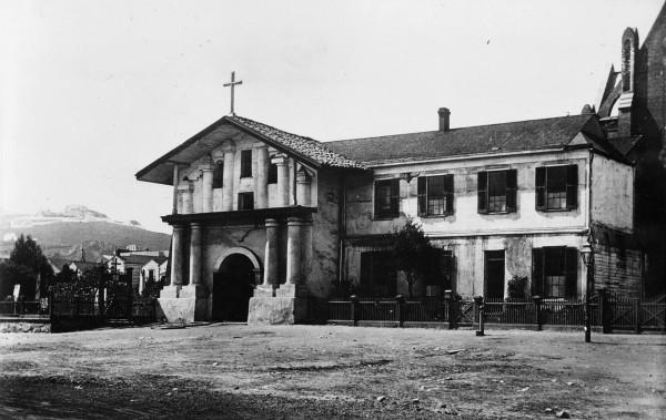 Миссия Святого Франциска Ассизского