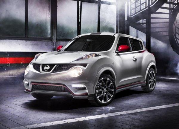 Nissan Juke Nismo получит агрессивный вид