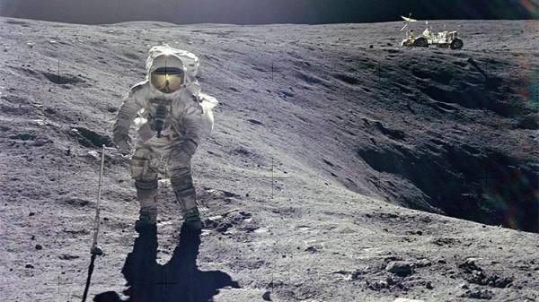 Миссия Аполло-16 стартовала в 1972 году
