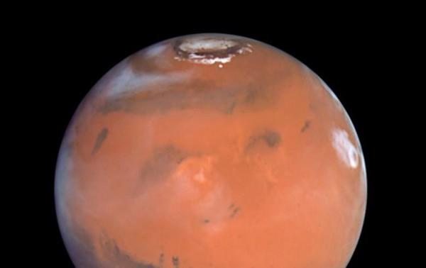 Найдены доказательства существования жизни на Марсе