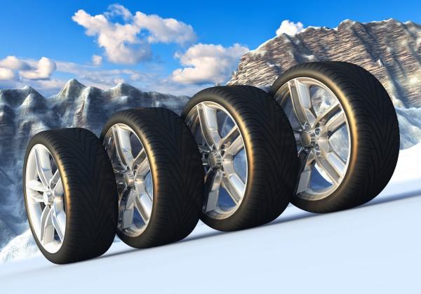 Зимние шины обошлись дорого